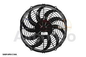 "Spal Axial Fan, VA09-AP8/C-54A, 12v (Pull) 11.0"" (280mm) - Genuine Product"