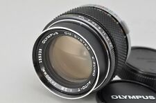 OLYMPUS OM-SYSTEM E.ZUIKO AUTO-T 100mm F2.8 MF Lens for OM Mount #170301d
