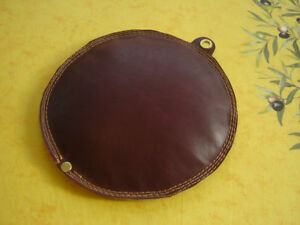 """JEWELLERS FINEST QUALITY LEATHER SAND BAG 8"""" (20CM)  READY TO USE"""