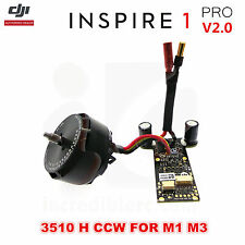 DJI Inspire 1 PRO V2.0 Drone WM610 3510 H Brushless CCW Motor, ESC For M1,M3