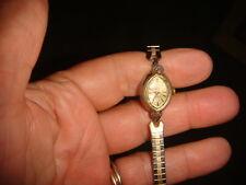 Vintage VULCAIN Incabloc 17 Jewels Swiss Ladies watch part or repair
