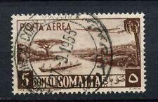 Somalia 1950-1 SG#253, 5s Air Used #A68729