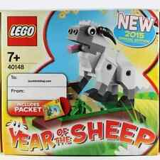 Lego 40148 Year of the Sheep 2015 Lunar Chinese New Year - Us Seller New Nib