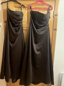 2 Alfred Angelo Bridesmaid Dresses Size 14 & 16