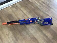 NERF Nstrike LONGSTRIKE CS-6 DART GUN BOLT SNIPER RIFLE