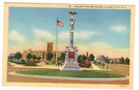 Undated Unused Postcard Chelsea Park Boulevard Atlantic City New Jersey NJ