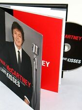Paul McCartney: Live Kisses From Capitol Studios,NEW! BLU-RAY, & BOOK EDITION