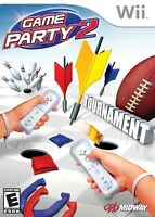Game Party 2 - Nintendo  Wii Game