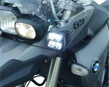 Baja Designs Squadron Sport LED Auxiliary Light Kit - 08-12 BMW F800GS / F650GS