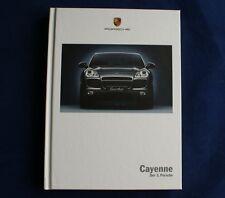 Cayenne Der 3. Porsche - Hardcover Buch - Prospekt - Broschüre - Katalog