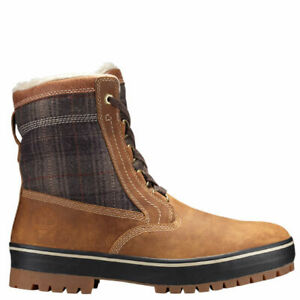 TIMBERLAND 6900B SPRUCE MEN'S WHEAT WATERPROOF INSULATED BOOTS