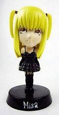 Death Note Mini Bobble Head Plastic 3 Inch Figure- Misa