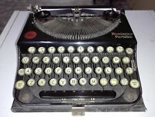 REMINGTON PORTABLE 1 MACCHINA DA SCRIVERE DEL 1920 OLD & RARE  TYPEWRITER
