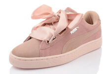 Buy Original Puma Pink Suede Heart Galaxy Women's Sneaker at