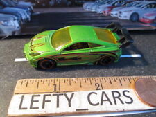 HOT WHEELS 2001 Green TOYOTA CELICA GTS - SCALE 1/64 - LOOSE!
