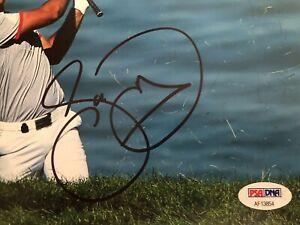 Jason Day signed autographed photo COA PSA/DNA # AF13854