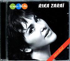 Rika Zarai - Les annees Bel-Air - Rare CD