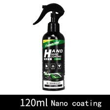 9H Liquid Nano Super Hydrophobic Ceramic Car Glass Coating Paint Care NEW 120ml