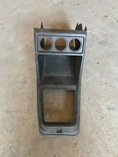 VW GOLF JETTA CADDY MK1 CENTER CONSOLE 161863241C