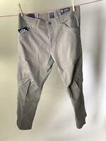 KUHL Men's 'Radikl' Hiking Pants Full Fit 36 x 30 - Khaki - New With Tags!