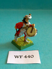 Warhammer Fantasy  - Empire - Greatswords Drummer - Metal WF440