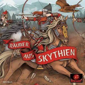 Räuber aus Skythien - DEUTSCHE Ausgabe