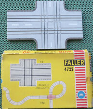 Faller Ams 4722 Double Crossing in The