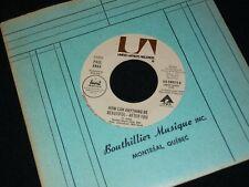 "PAUL ANKA<>HOW CAN ANYTHING.<>45 Rpm,7"" Vinyl ~US Pressing° UN UA-XW615-X"
