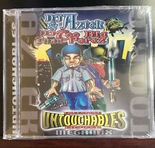 Untouchables Freestyle And House Mega mix CD
