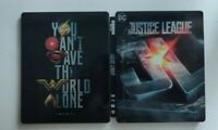Justice League FNAC SteelBook