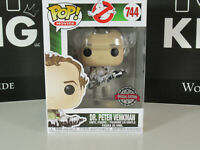 Funko Pop! Ghostbusters Dr. Peter Venkman #744 Special Edition Import