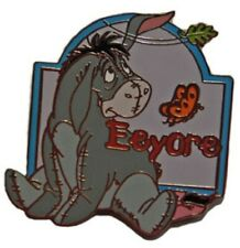 Disney Eeyore with Butterfly 12 Months of Magic pin