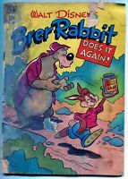 Four Color Walt Disney's Brer Rabbit Comic #208 - 1948 - Dell Publ.