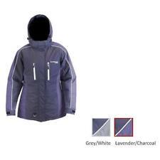 Ice Armor by Clam Womens Glacier Float Parka Xxlarge (Xxl/Lavender/Charcoal) 127