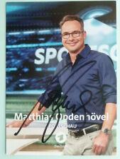 """Matthias Opdenhövel, Das Erste Karte """"Sportschau"""""""