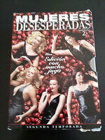 MUJERES DESESPERADAS DESPERATE HOUSEWIVES TEMPORADA SEASON 2 COMPLETA - 7 DVD