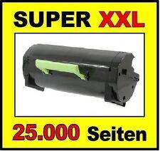 Toner Kartusche f. Lexmark MS510dn MS610dn MS610de / 50F2U00 502 JUMBO Cartridge