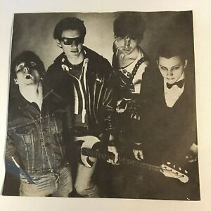 The Damned - NEW ROSE / HELP - 45 rpm Record - NM