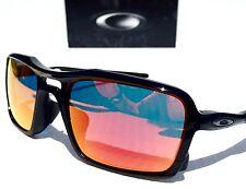 8f526f16e5f NEW  Oakley TRIGGERMAN Black w Ruby Iridium Lens Sunglass 9314-03