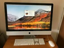 """Apple iMac All-in-one 27"""" Powerful i5 Quad Core 3.1GHz 1TB HDD 16GB RAM, 3TB HDD"""