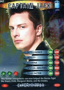 Doctor Who Battles In Time Individual Trading Cards ( Cards 1 to 299)