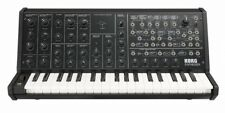 Korg MS20 Mini Semi-Modular Analog Monophonic Synthesizer synth MS20MINI Black