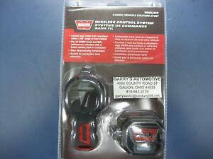 WARN 90287 Wireless Remote Control System Conversion Kit Winch 5 Wire 76080