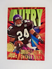 1997 OFFICIAL SKYBOX IMPACT ROOKIE #209 DARNELL AUTRY - COMIC GRAPHICS - MINT