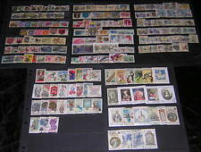 Czechoslovakia 1971-1980 Collection 170 diff used stamps