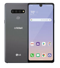 Brand New LG Stylo 6 LMQ730AM4 - 64GB - Titan (Cricket Wireless)