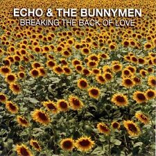 Echo & the Bunnymen - Breaking the Back of Love (2008)  CD  NEW  SPEEDYPOST