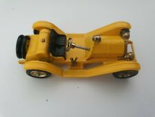 MATCHBOX MODELS OF YESTERYEAR 1913 MERCER RACEABOUT Y-7