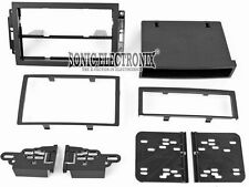 Metra 99-6510 Single/Double DIN Install Dash Kit for 2005-07 Chrysler/Dodge/Jeep