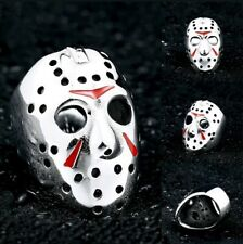 Friday the 13th Jason Voorhees Mask Ring Horror Collectible Memorabilia Gift